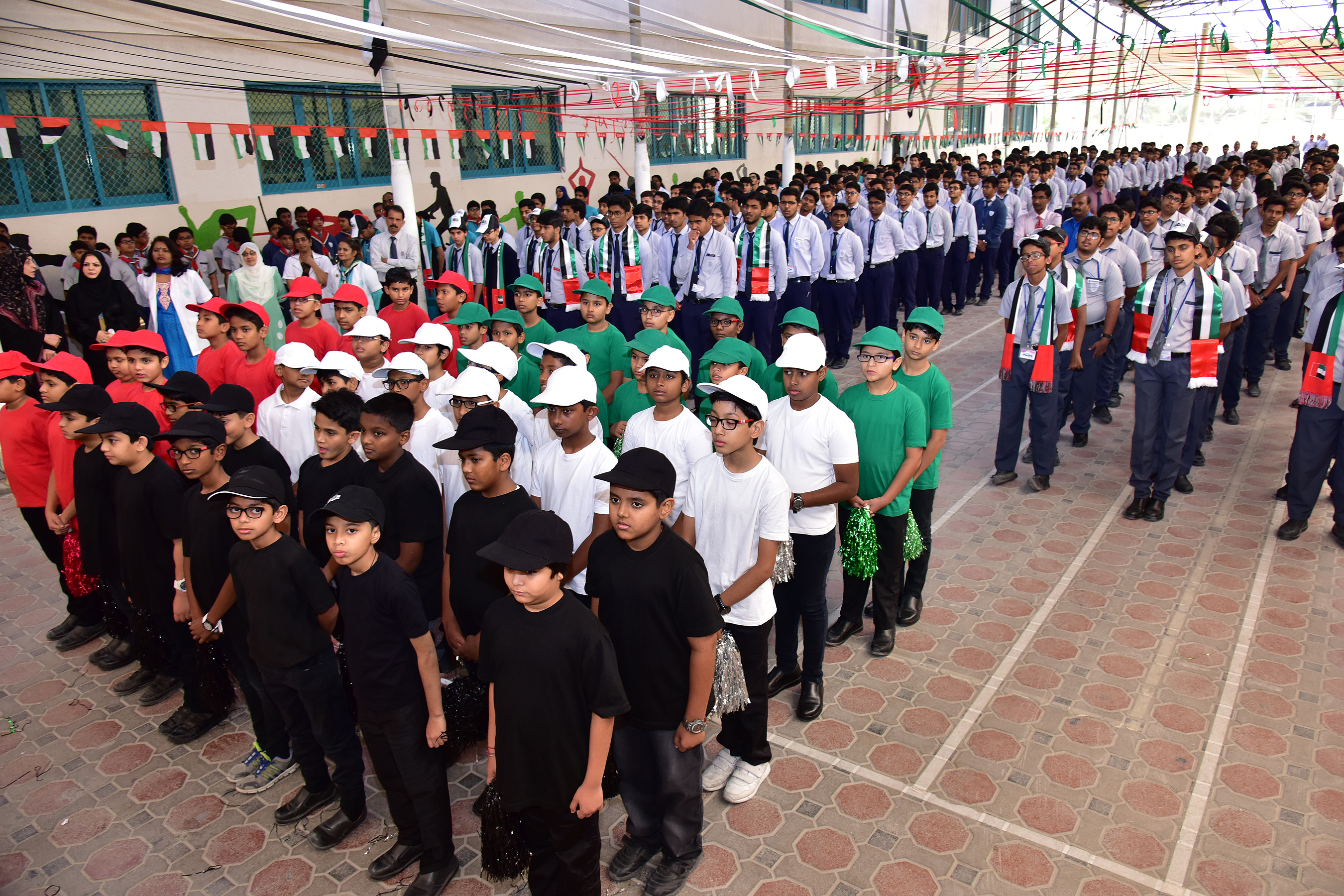 Sharjah Indian School