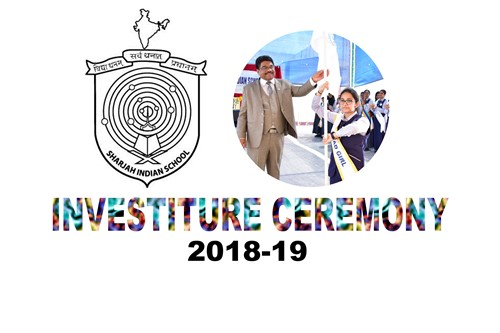 INVESTITURE CEREMONY-GIRLS